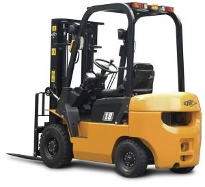Xe nâng Hangcha Rseries 1-5 tấn
