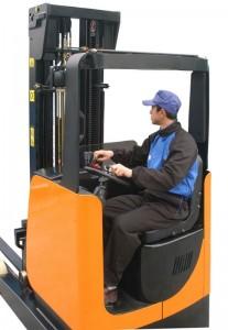 Xe nâng điện reach truck Jseries