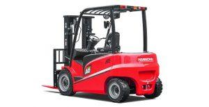 Xe nâng điện Aseries 4-5 tấn