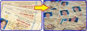 Thời hạn đổi giấy phép lái xe