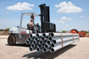 Kích thước và tải trọng xe nâng hàng