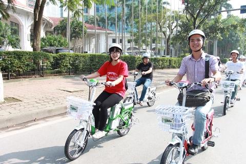 An toàn sử dụng xe đạp điện