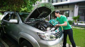 Những bộ phận xe cần phải bảo trì trước khi đi xa