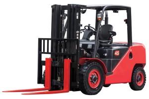 Xe nâng Hangcha XFseries 4 – 5,5 tấn