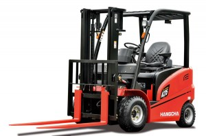 Xe nâng điện 4 bánh Aseries 1- 3,5 tấn
