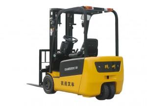 Xe nâng điện 3 bánh Jseries 1,3 – 2 tấn