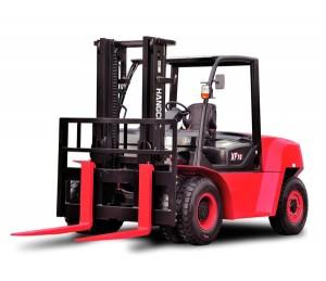 Xe nâng hangcha XFseries 5-7 tấn