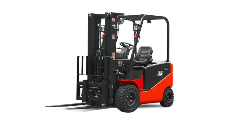 xe nâng điện 4 bánh Jseries 1-3,5 tấn