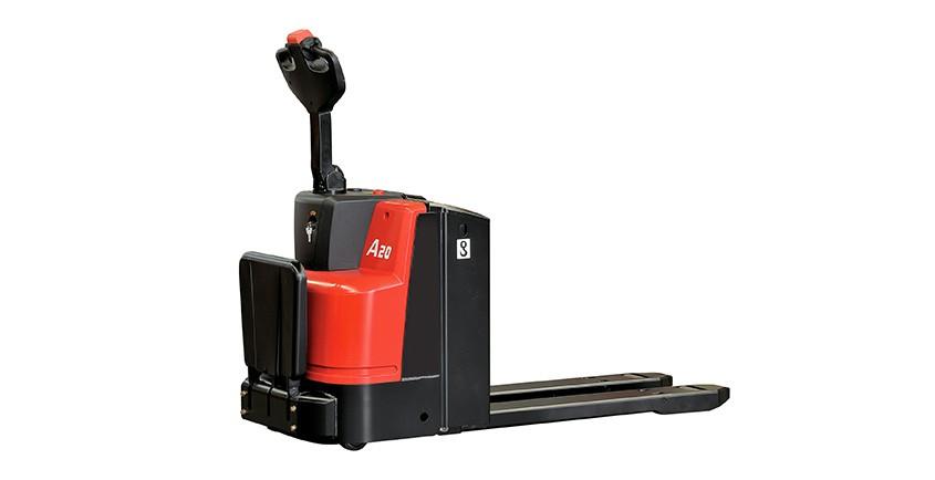 Xe nâng pallet Aseries Basic range