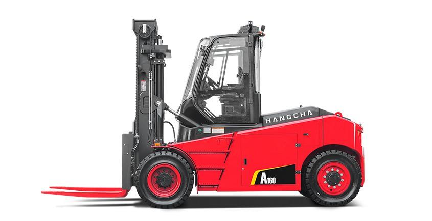 Xe nâng điện 4 bánh A series 16 tấn