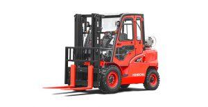 Xe nâng Hangcha X series 4-5 tấn