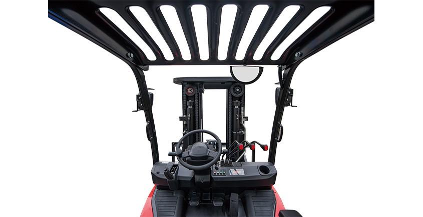 Xe nâng Hangcha XFseries 4-5,5  tấn