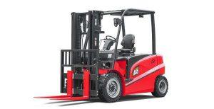 Xe nâng điện Reach Truck ASeries 4-5 tấn