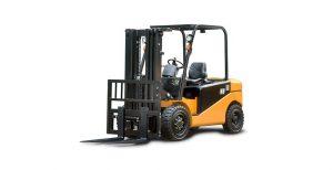 Xe nâng điện 4 bánh Jseries 4-5 tấn