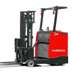 Xe nâng điện Reach Truck J Series 1,5 -2 tấn (đứng lái)