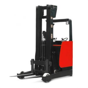 Xe Nâng điện Reach Truck J Series 1.2-2 tấn (Ngồi lái)