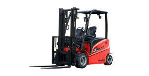 Xe nâng điện 4 bán Aseries 2.5-3.5 tấn